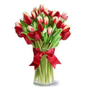 Chcesz wysłać tulipany zimą? Tylko u nas!