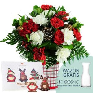 Kwiaty na Boże Narodzenie
